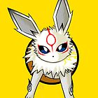 Amaterasu :: Jolteon by LuAnneB