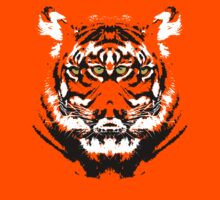 Crazy Tiger Eyes Kids Clothes