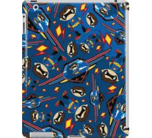 Cute Superhero Pattern iPad Case/Skin