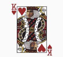 King of Hearts - Zayn Malik  by Uzbuz