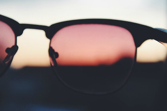Sunset Lens by helloimbethany