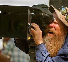 The Cameraman by DavidsArt