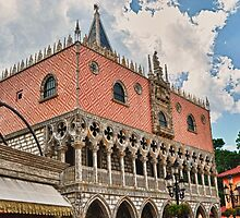 Palazzo Ducale -Italy Pavilion  by lmcarlos