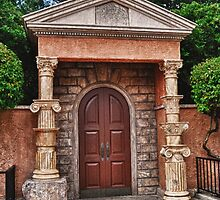 Epcot Italy Pavilion by lmcarlos