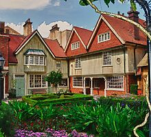 United Kingdom Pavilion @ Epcot by lmcarlos