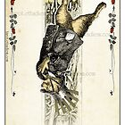 The Major Arcana - The Hanged Man by TheIsidoreTarot