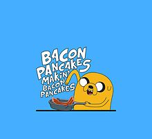 Adventure Time Bacon Pancakes by JustThatEpic