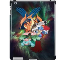 Megavolutionized XY iPad Case/Skin