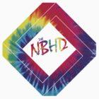 The NBHD Tie Dye by vompires