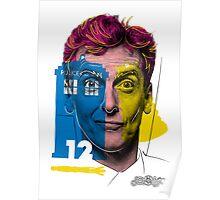 Doctor Warwhol #12 Poster