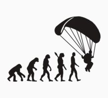 Evolution Skydiving Parachute jumping by Designzz