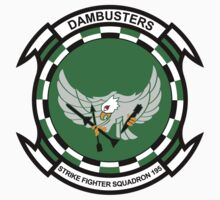 VFA - 195 Strike Fighter Squadron - Dambusters Kids Clothes