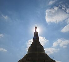 Shwedagon Pagoda, Yangon by shicks4