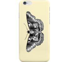 Harry Styles Butterfly Tattoo iPhone Case/Skin