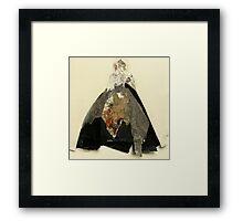 Hommage à Goya II Framed Print