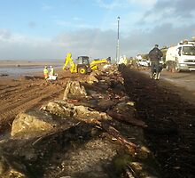 Instow clear up by Mjay