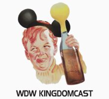 Kingdomcast Jenkem Huffer logo by wdwkingdomcast