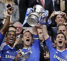 Chelsea FA Cup 2010 by HazemTabbaa
