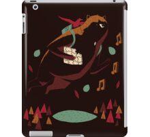 banjo kazooie(brown) iPad Case/Skin