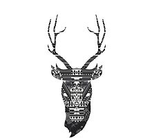 Aztec Deer by stuarthole