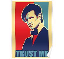 Matt Smith Hope Poster