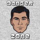 Danger Zone Archer by slapsgiving