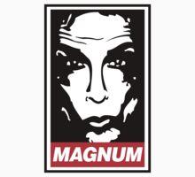 Magnum by Gingerbredmanny