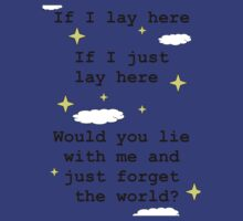 Chasing Cars Quote by daydreamatnight