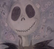 jack skellington by stephaniedport