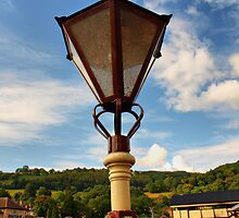 Railway Lamp by kalaryder
