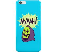 Myaah! iPhone Case/Skin