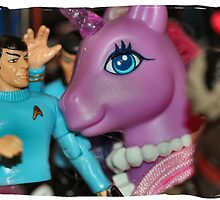 You're Giggling is Illogical! by Keala