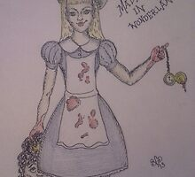 evil alice by stephaniedport