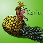 Pineapple Fairy Karimu by treasured-gift