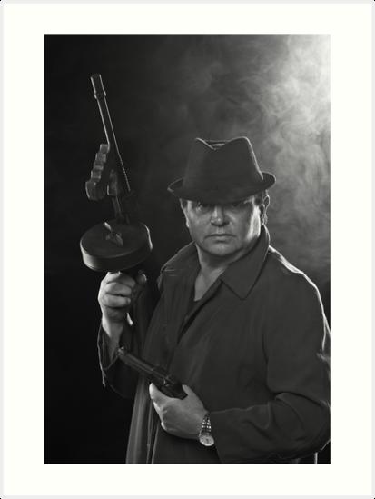 Gangster by David  Hibberd