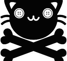 BlackJack(Cat) by auraclover