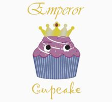 Emperor Cupcake by 01Graphics