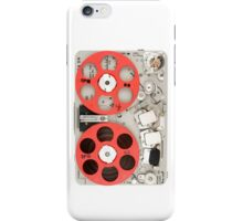 Nagra SN recorder iPhone case iPhone Case/Skin