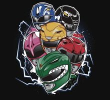 MORPHIN TIME! (OG Edition) Kids Clothes