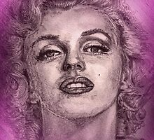Marilyn Monroe by JMcCombie