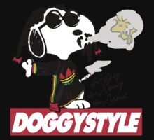 Snoopy Dogg's 2 by M&J Fashion Graphic