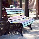 Pastel Bench by Candypop