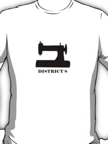 The Hunger Games - District 8 T-Shirt