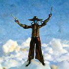 The Gunslinger Blue by joegalt