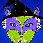 Wicked Witch Cat by Shulie1