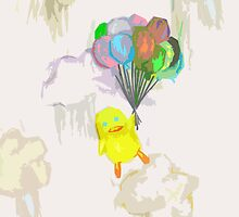 Balloon Adventure- Minimalist Version by ohtree