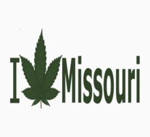 00223 I Love Missouri  by Ganjastan