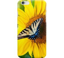 Enjoying the Flowers iPhone Case/Skin