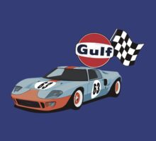 gulf racing le mans by beukenoot666