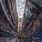 Rutledge Lane by Peter Hammer